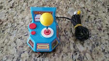 Ms. Pac-Man Twist Control Joystick 5-In-1 Plug & Play TV Games  2004 JAKKS NAMCO