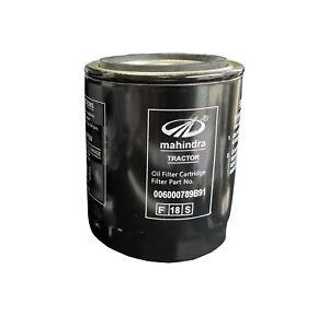 ENGINE OIL FILTER MAHINDRA 006000789B91