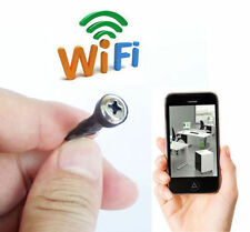 network wireless WIFI tiny IP HD mini DIY spy screw hidden camera DVR recorder