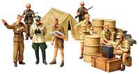 TAMIYA 1/48 MILITARY MINIATURE SERIES NO.61 GERMAN ARMY