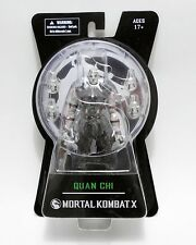 "MORTAL KOMBAT X - Quan Chi 6"" Action Figure (Mezco) #NEW"