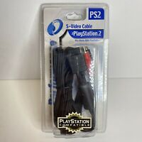 Sony Playstation 2  S-Video Composite AV Cable PS2 PS1