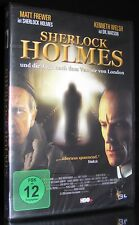 DVD SHERLOCK HOLMES UND DIE JAGD NACH DEM VAMPIR VON LONDON - MATT FREWER * NEU