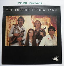 ROSEHIP STRING BAND - The Rosehip String Band - Ex LP Record Flying Fish FF 013
