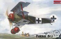 Roden 601 - 1:32 Fokker Dr.I  - Neu