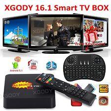 XGODY MXQ Pro S905 Quad Core Smart 4K TV BOX NEW 16.1 Media player Streaming HD