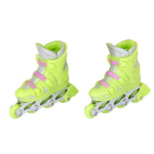 1Pair Finger Roller Skates Sport Games Kids Toy Gift