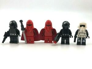 Lego Star Wars 75034 Death Star Troopers Minifigures + Scout Trooper