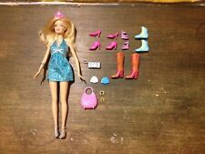 Barbie doll with accessories, All in GOOD CONDITION!