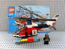 LEGO City 7238 Feuerwehrhubschrauber (LE 7238-115)