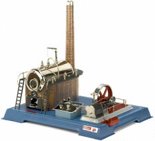 Wilesco D 24 Live Steam Engine - See Video - Shipped from USA
