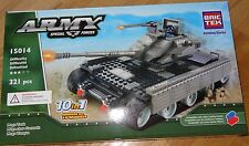 Mega Tank Army Special Forces BricTek Building Block Construction Toy 10 in 1