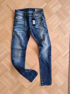Herren Diesel Jeans In W.29 L.30 Slim Skinny Blau  kt.11