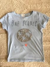 Girls Crewcuts 6-7 Collectible T Shirt Crewcuts Collectibles Earth Shirt 6,7