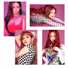 "BLACK PINK "" DDU - DU DDU - DU "" Random Trading Photo Card 4 set ALL Complete"