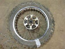 1978 yamaha dt175 enduro  rear wheel rim y345~
