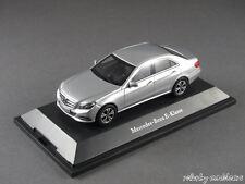 1/43 Kyosho Mercedes Benz E-Klasse (W212) 2013 Iridiumsilber metallic - 141065