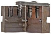 Lyman 2 Cavity DC Mould 6.5mm 140 Grains Rifle Bullet