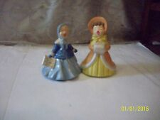 VINTAGE HOLLAND MOLD HAND PAINTED CHRISTMAS CAROLLERS