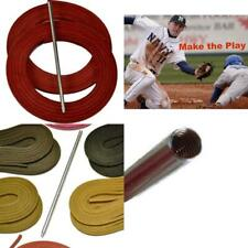 New listing TOFL Baseball and Softball Glove Lace Kit, 2 Leather Laces, Leather Lacing Needl