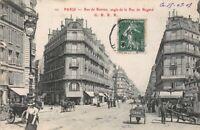 PARIS - Rue de Rennes, Angle de la Rue du Regard - G.B.R.R.