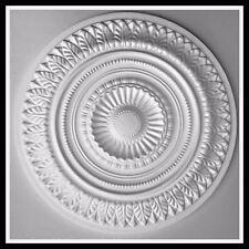 """Styrofoam Ceiling Medallion for ceiling decor. 23 3/8"""" (model #CM660-C)"""