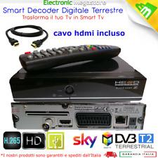 SMART DECODER DIGITALE TERRESTRE MEDIASET PREMIUM SKY HD