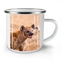 Laughing Hyena NEW Enamel Tea Mug 10 oz | Wellcoda