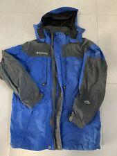 Men's COLUMBIA Titanium Interchange Winter  Jacket Size Large