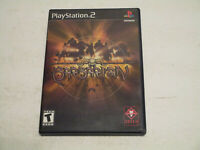 Barbarian  for Ps2 in Very Good Condition With Manual CIB Free Shipping
