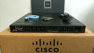 CISCO ISR4331-HSEC Gigabit Router hseck9 securityk9 appxk9 ISR4331 NOT AFFECTED