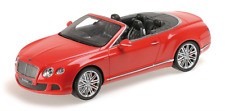 1:18 Bentley Continental GT Speed Convertible 2013 1/18 • MINICHAMPS 107139330