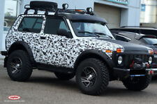LADA NIVA 2121 4x4 LAPTER LDPE Fender Flares (Wheel Arches Extenders) 70mm