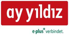 Ay Yildiz AyStar Prepaid SIM Karte mit 10 Euro Sofort Startguthaben