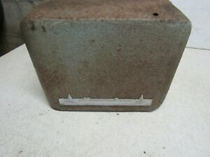 VINTAGE MAGIC AIR HEATER CORE AND HOUSING