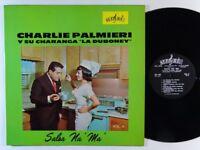 CHARLIE PALMIERI Salsa Na' Ma' LP on Alegre mono