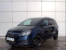 Vauxhall Opel Zafira C Wind Rain Deflectors 4 pc 2012-UP