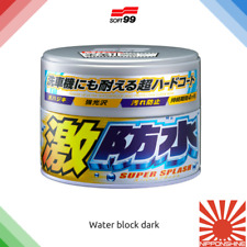 Soft99 Water block light Wax fast delivery NO IMPORT DUTY in EU