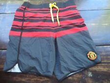 Manchester United men's shorts size 34 NWT
