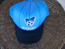 a league sydney fc supporters hat cap soccer football
