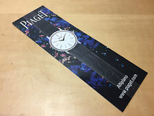 Bookmark - PIAGET - Highlands - Point of book - WATCH No Incluido