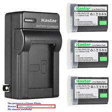 Kastar Battery Wall Charger for Nikon EN-EL15 EN-EL15b Nikon D7000 DSLR Camera