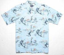 Jack O'Neill Stoke  Shirt (M) Blue