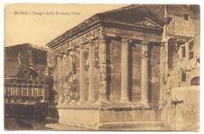 rome , roma ,  tempio della fortuna virile