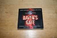 Anthony Horowitz CD Audiobook - Raven's Gate - The Power of Five book One