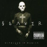 Slayer - Diabolus in Musica [New CD] UK - Import