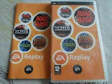 EA REPLAY ( PSP - SONY ) COMPLET