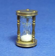 Miniature Dollhouse Hourglass 1:12 Scale New S8516