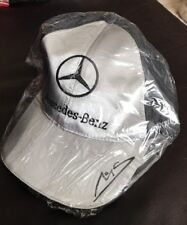 F1 FORMULA ONE MERCEDES SCHUMACHER GRAND PRIX RACING CAP HAT TAGS