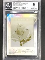 BGS 9 2009-2010 UD THE CUP Tyler Myers PRINTING (Print) PLATE ROOKIE RC 1/1